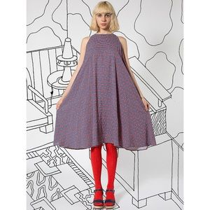 Nathalie Du Pasquier x American Apparel Tent dress